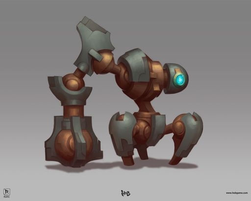 Dessin chat robot game