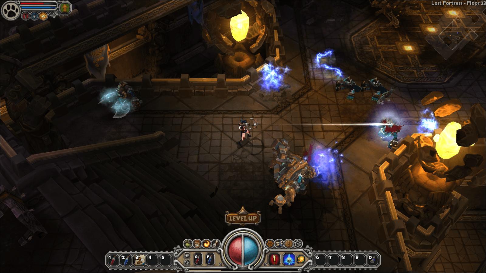 Runic Games   Torchlight